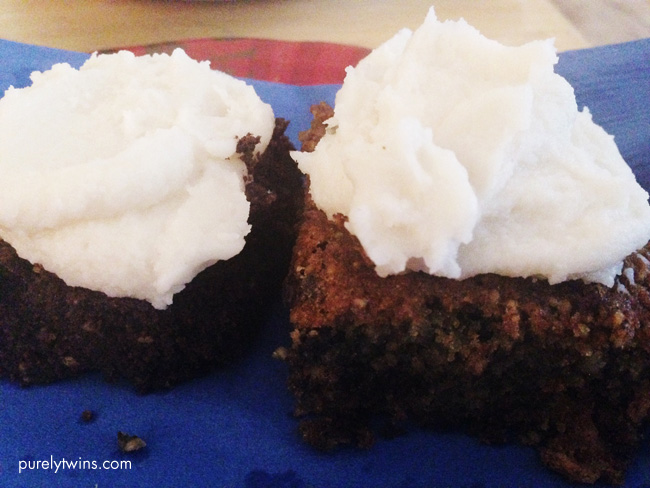 brownie coconut butter love