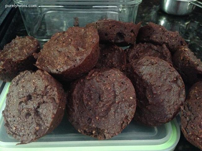 grain free chocolate brownies