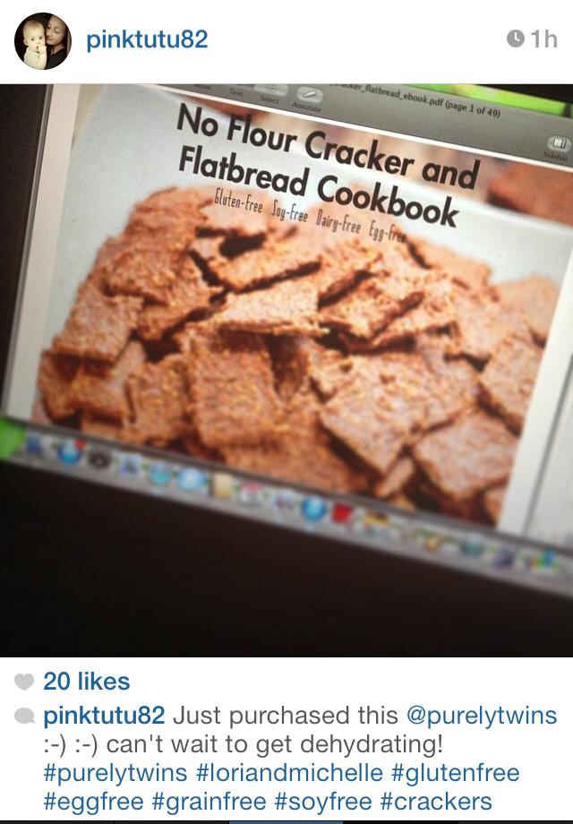 no flour cookbooks