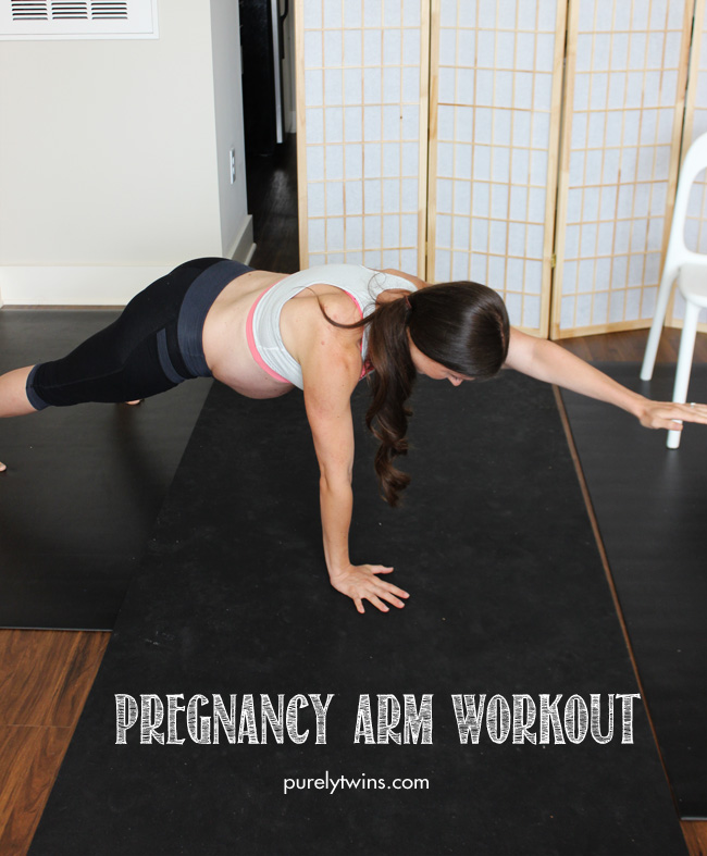 pregnancy arm workout purely training71