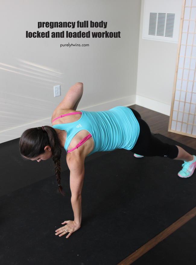 pregnancy full body homeworkout