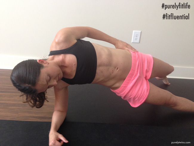 purelyfitlife ab workout