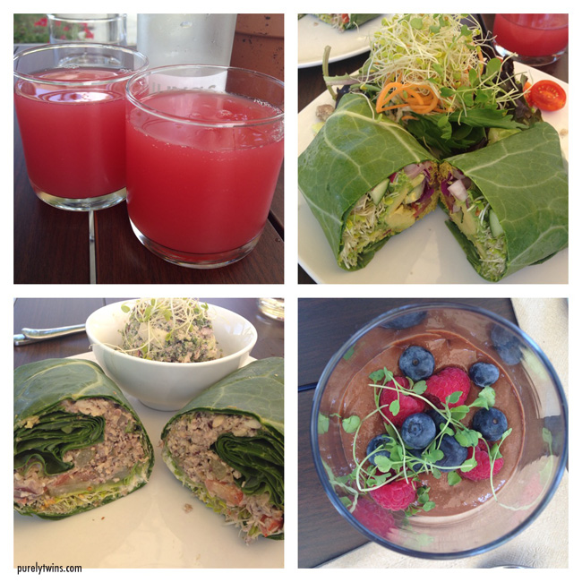 raw foods in charlotte