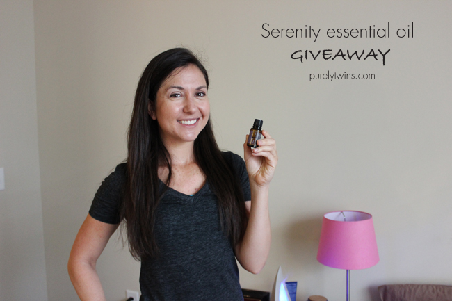 serenity essential oil love giveaway