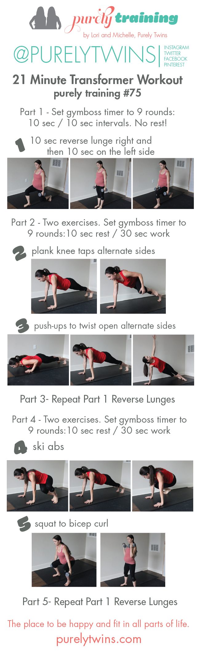 21mintransformer-purelytraining75workout