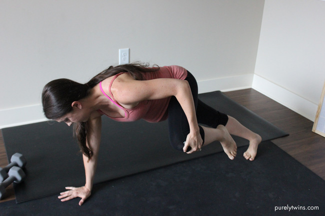 33 weeks pregnant and working out