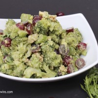 Healthy dairy-free waldorf salad recipe