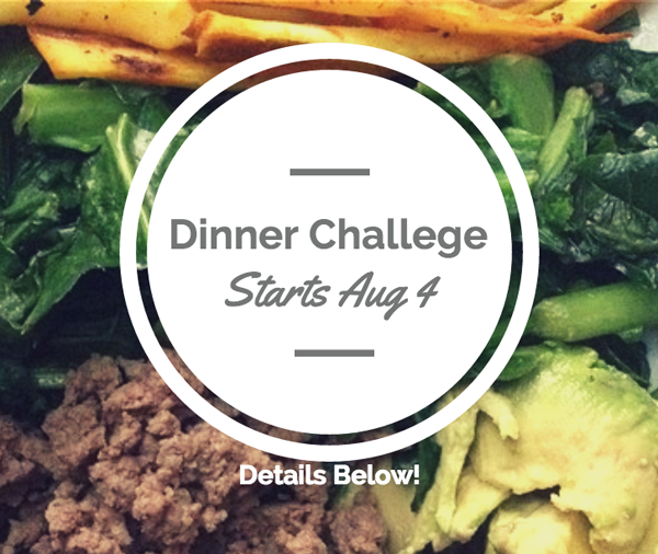 dinner challenge