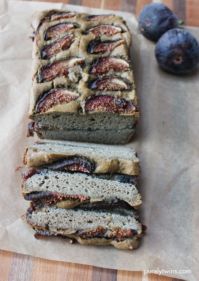 fig newton almond bread glutenfree grainfree