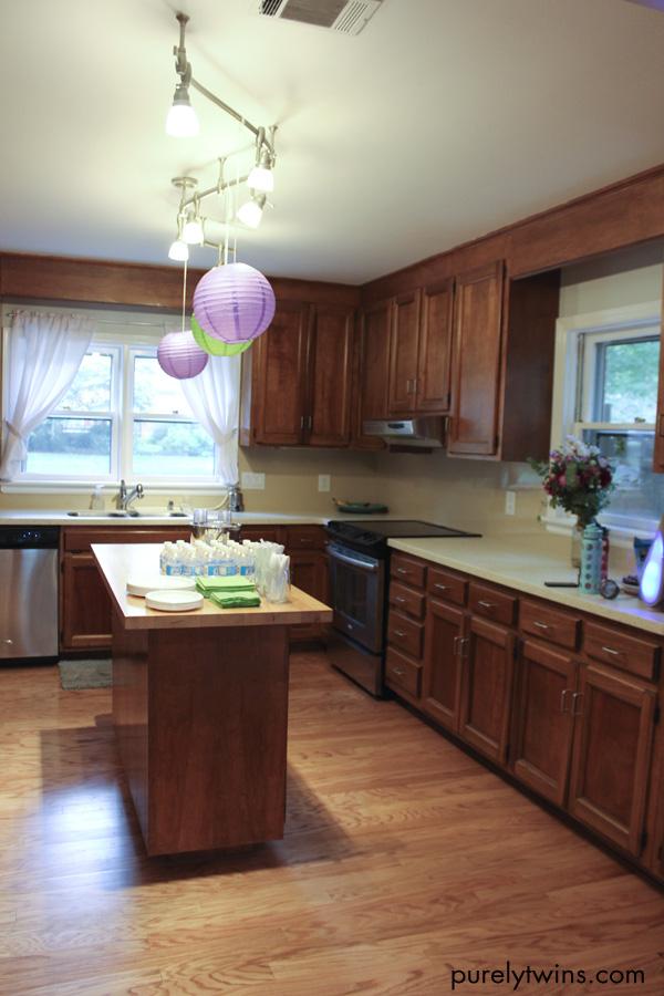 kitchen all ready
