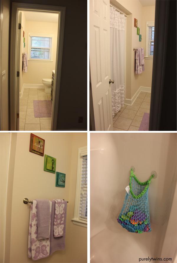 pics of baby girl bathroom