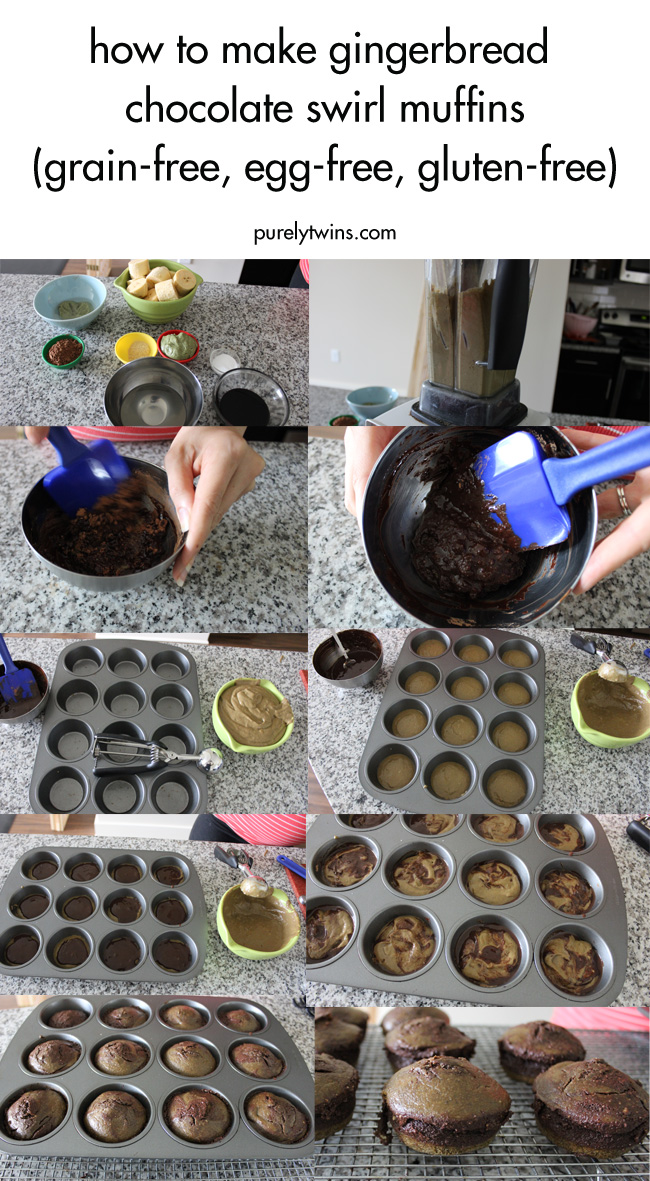 how-to-make-grain-free-egg-free-gingerbread-chocolate-swirl-muffins