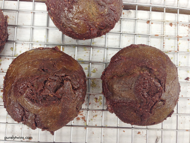 swirl muffin