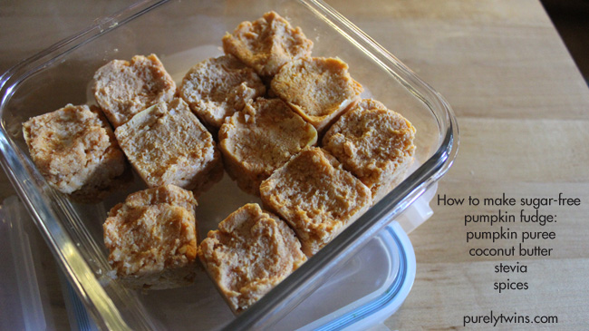 how-to-make-sugar-free-pumpkin-pie-fudge-3-ingredient-recipe