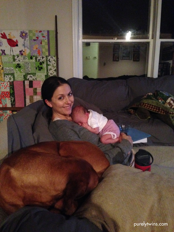 new-mom-snuggle-with-baby-girl