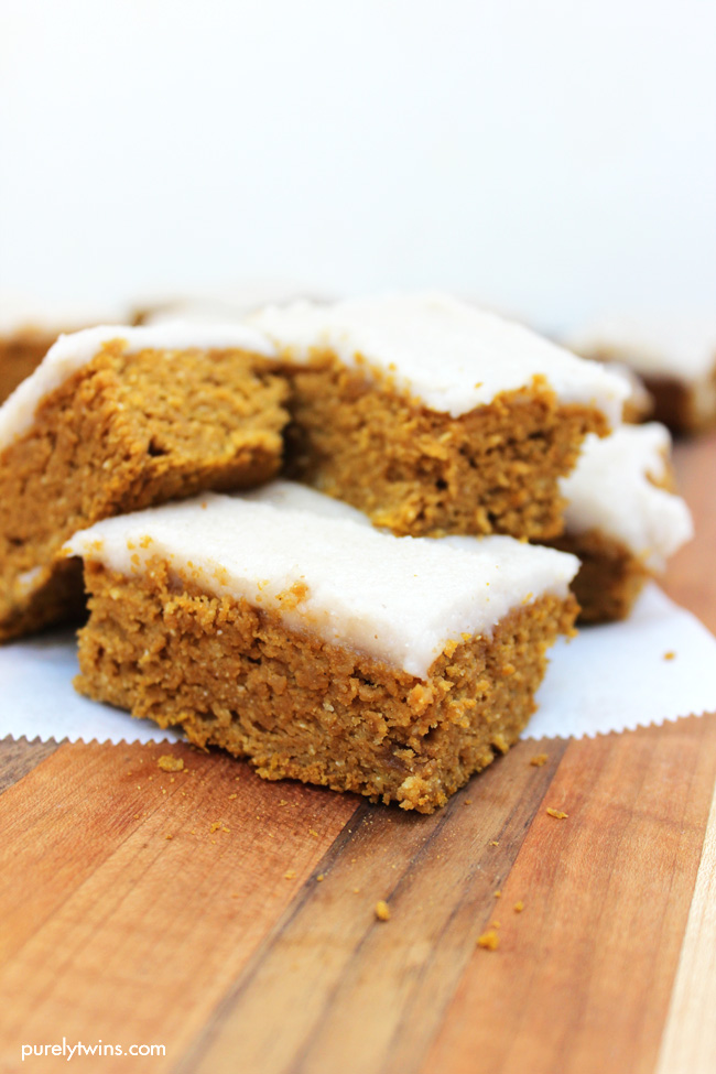 sinfully-delicious-moist-soft-pumpkin-bars-with-creamy-rich-coconut-butter-frosting-gluten-free-recipe-purelytwins