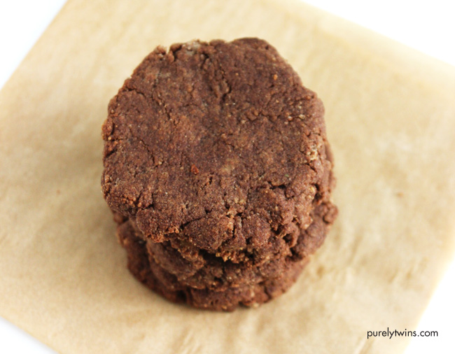How to make easy 4 ingredient nutella cookies