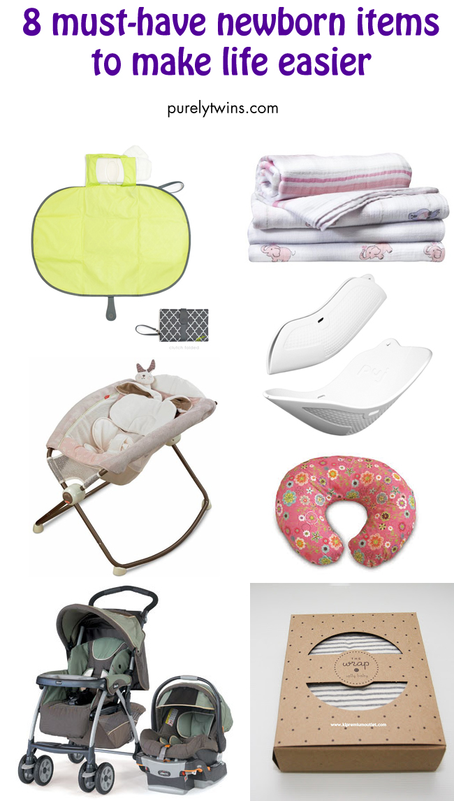 6e379edc78e 8 must-have newborn items for first time moms.
