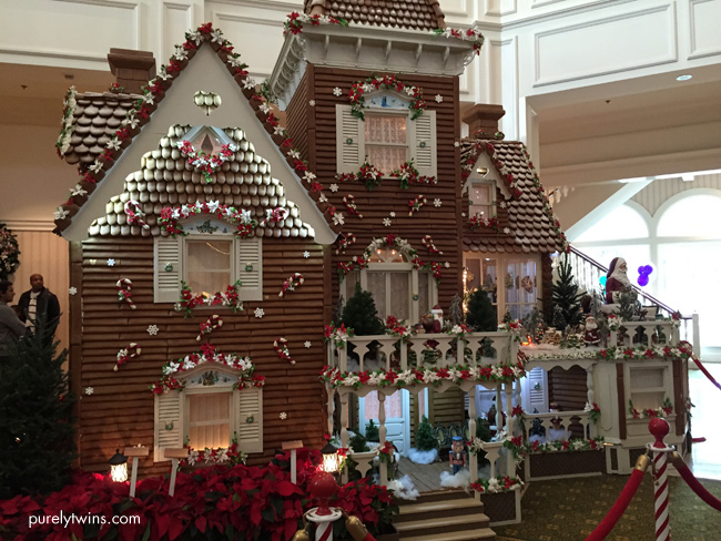 big gingerbread house at grand floridan hotel