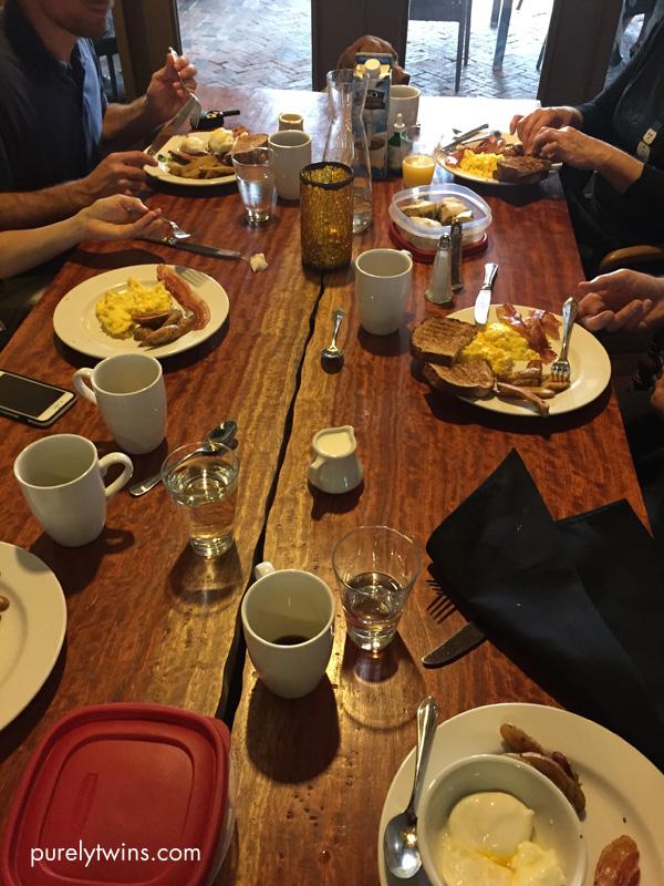 breakfast at celebration hotel florida