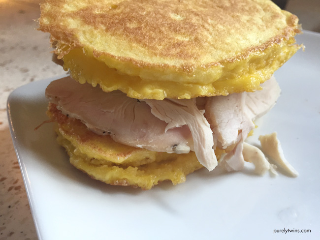 coconut-egg-pancake-turkey-sandwich-paleo
