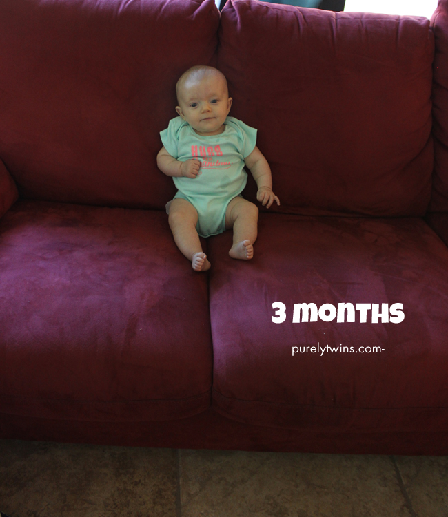 madsion-3-month-update-purelytwins-growing-baby-girl