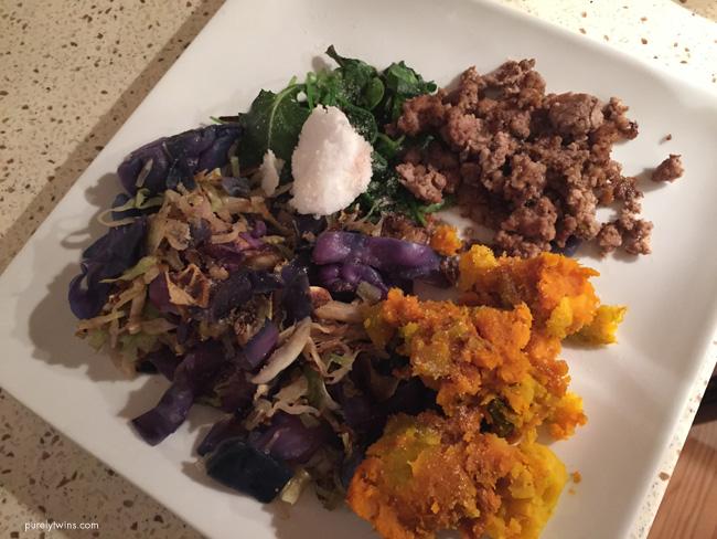 real-food-dinner-healing-eczema