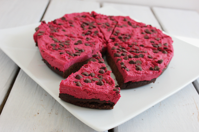 Peppermint fudge brownies (gluten, grain, egg, & dairy free)