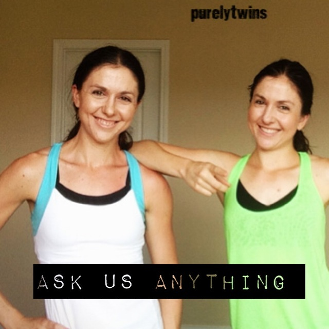 ask purelytwins anything