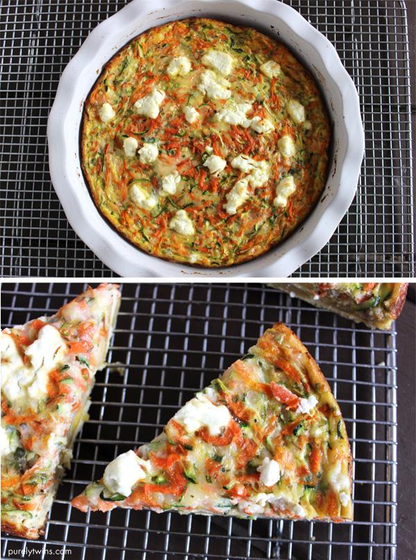 easy-healthy-grain-free-plantain-crust-veggie-goatcheese-pie-purelytwins