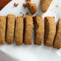 how to make sugar-free biscotti