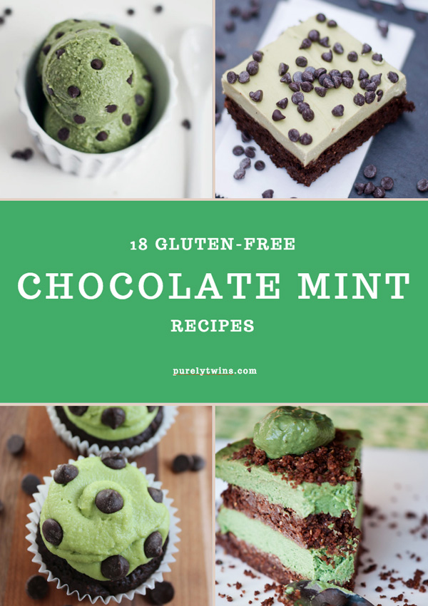 18 healthy delicious gluten-free chocolate mint recipes