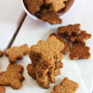 how to make homemade teddy grahams