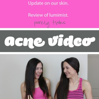 Acne update, answering Estroblock questions, & Lumimist