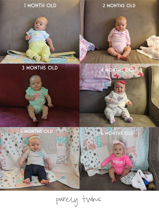 baby-progress-one-month-to-6-months-old-purelytwins