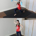 12 minute workout with a resistance band