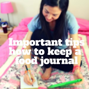 Important tips on how to keep a food journal for gut and skin health.