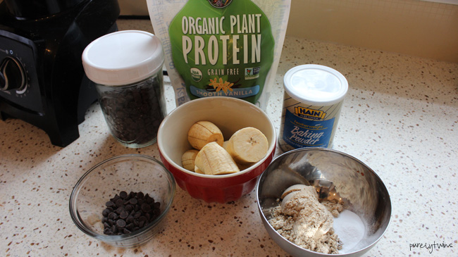 ingredients-to-make-protein-plantain-donuts-purelytwins