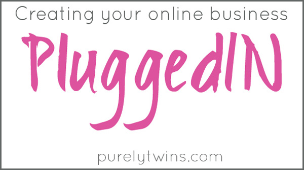 Plugged In Online Business tips and blogging