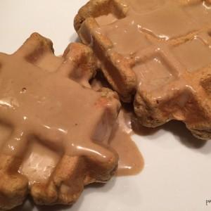 plantain-tahini-waffles