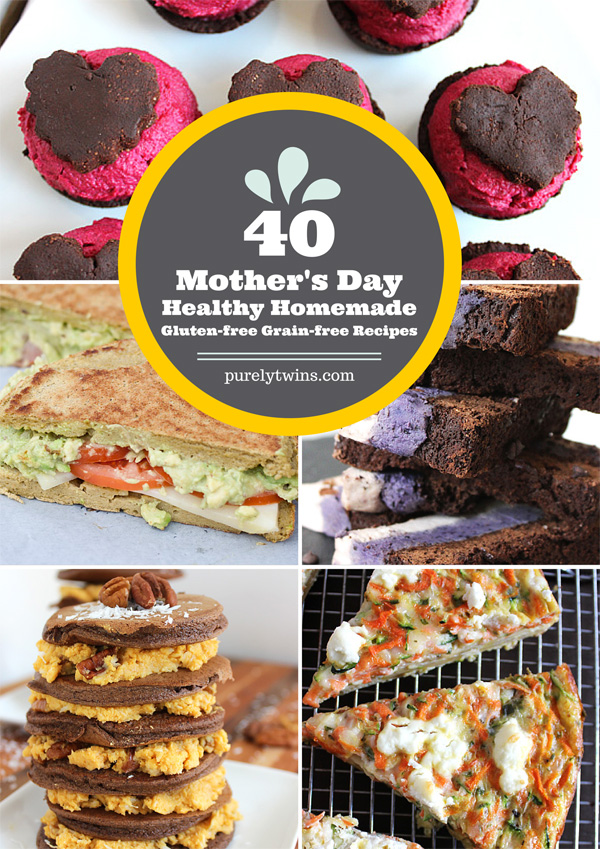 40 Mother's Day recipes