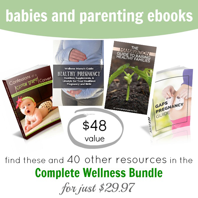 babies and parenting ebooks image