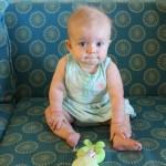 Madison 8 months