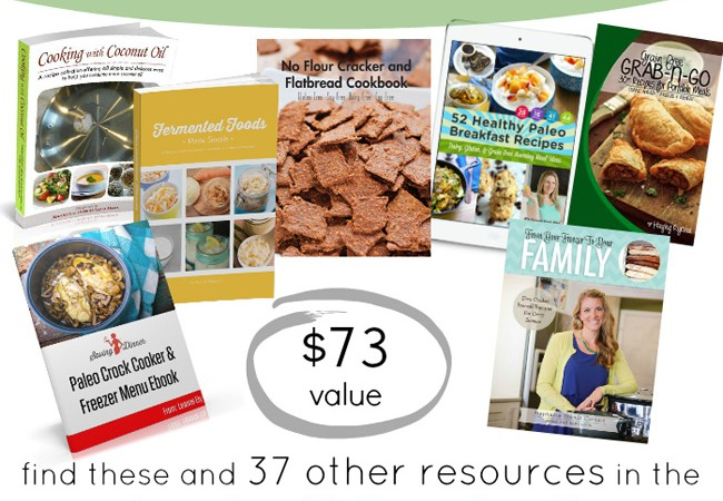 grain free cookbooks image