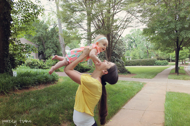 holding-baby-girl-celebrating-mothers-day-purelytwins