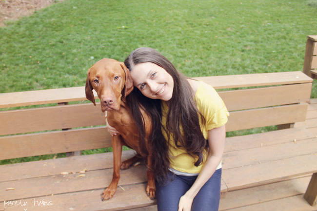 hugging-my-3-year-old-vizsla