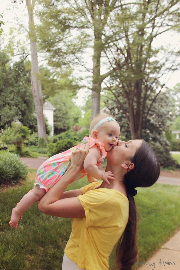 kissing-madison-my-baby-girl
