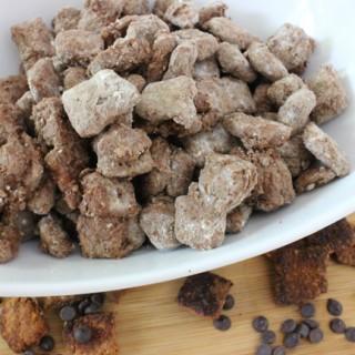 protein cinnamon toast crunch cereal muddy buddies