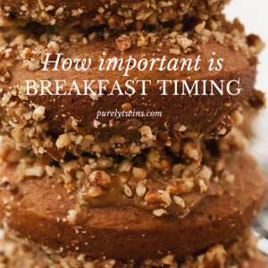 How important is breakfast timing. Is breakfast really that important.