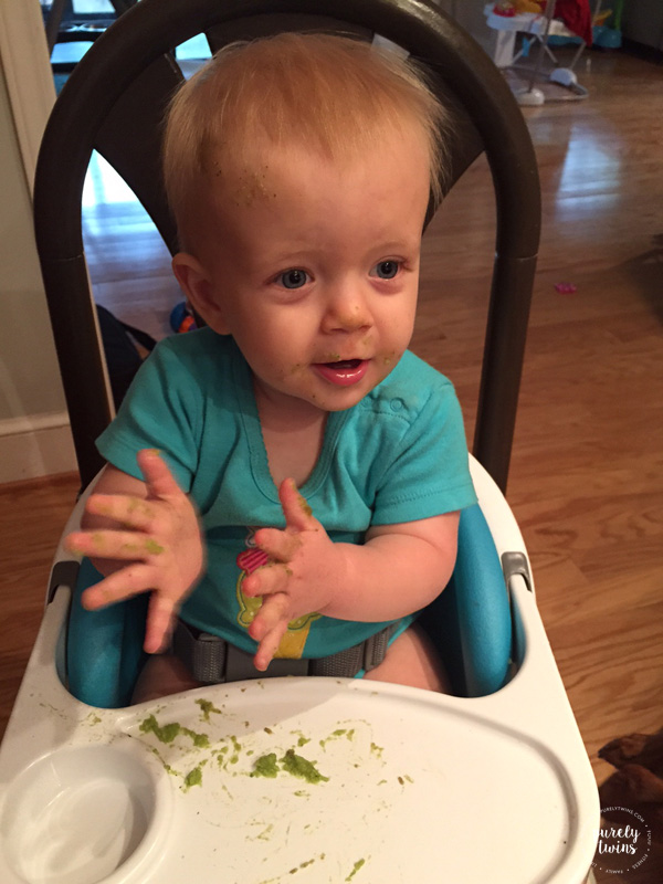 avocado-on-baby-face-11-month-old